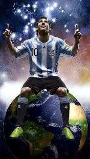 Messi Live Wallpaper