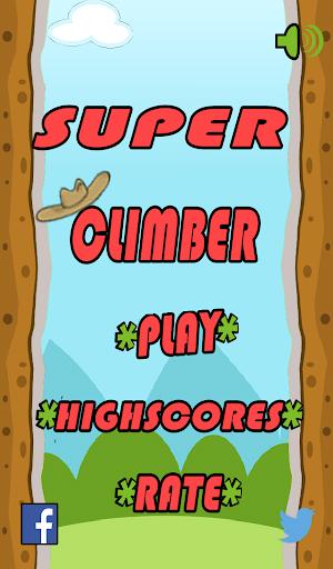 超級登山冒險遊戲