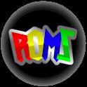 ROMS (GBA, GBC, N64, PSX) icon