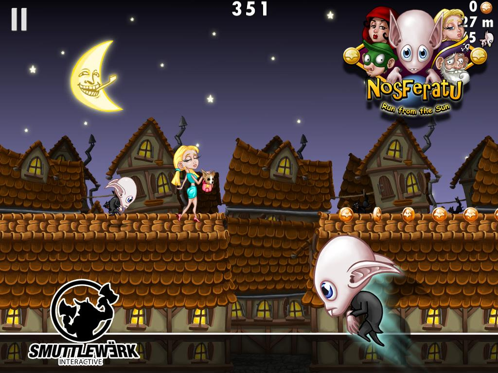 Nosferatu - Run from the Sun- screenshot