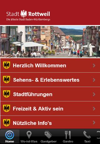 Rottweil-App