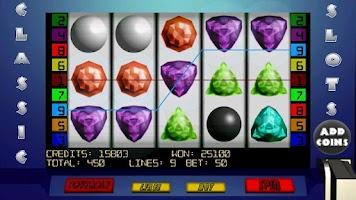 Screenshot of Classic Slots