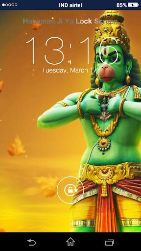 Hanuman ji Yo Locker HD