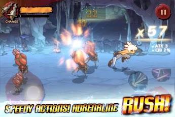 Game chống quái vật Third Blade cho Android 2