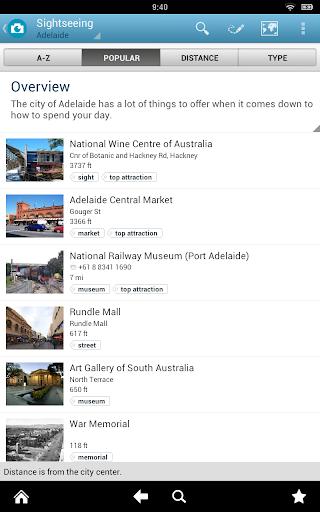 【免費旅遊App】Adelaide Guide by Triposo-APP點子