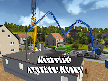 Bau-Simulator 2014 Screenshot