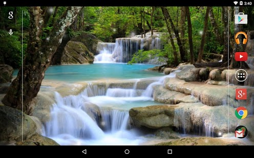 Waterfall Live Wallpaper- screenshot thumbnail