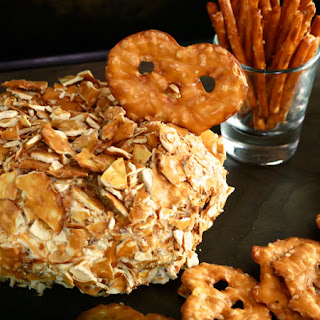Honey- Dijon Cheeseball