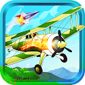 Sky Raiders Air Swing Fighters icon