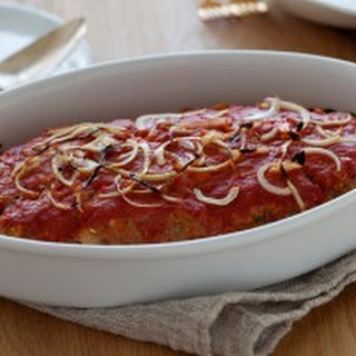 Mom's Turkey Meatloaf.