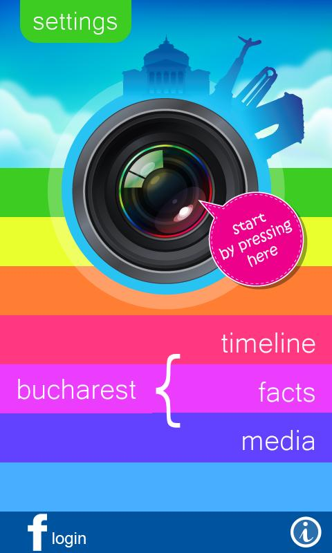 Discover Bucharest - screenshot