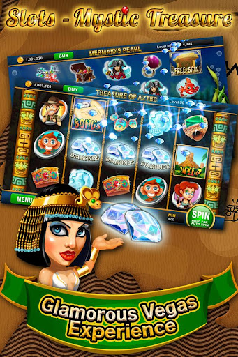 Slots - Mystic Treasure™ 老虎機