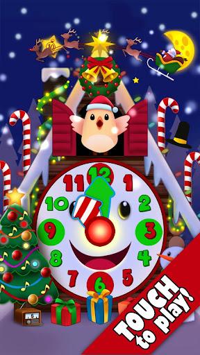 いないいないばあクリスマス時計-クリスマスカウントダウンHD