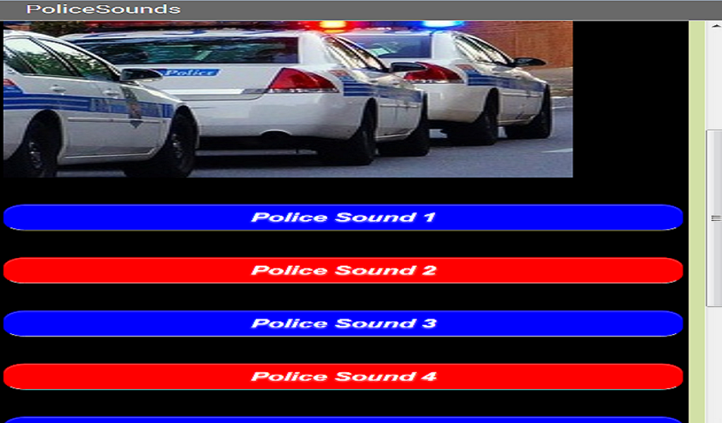 Emergency Sirens Sound Effects- screenshot