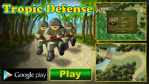 Tropic Defense TD