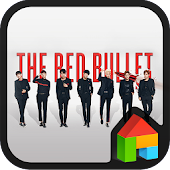 BTS The Red Bullet dodol theme