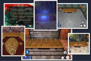 Screenshot of Ring Toss 3D Tap Touch Flick