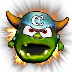 Monster Balance Ball Maze 3D icon