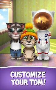 My Talking Tom v1.6.1