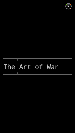The Art of War in 30 minutes