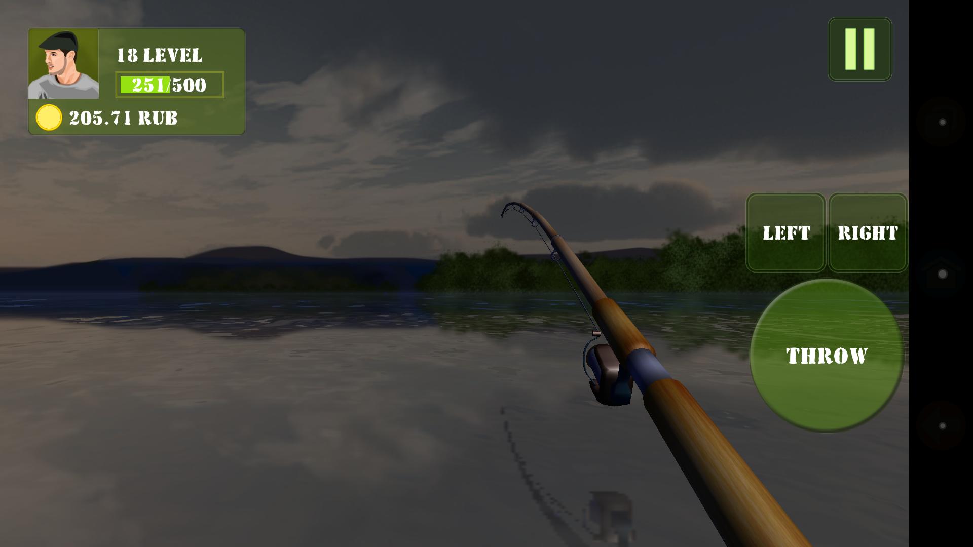 симулятор рыбалки apk