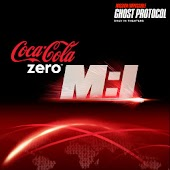 M:I & Coke Zero Wallpaper