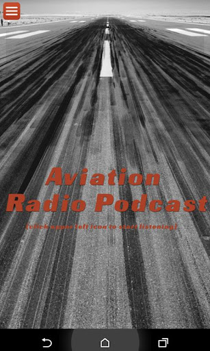 Aviation Radio Podcast v2