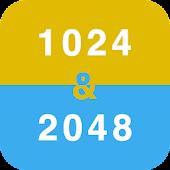 1024 & 2048 - Puzzle Game