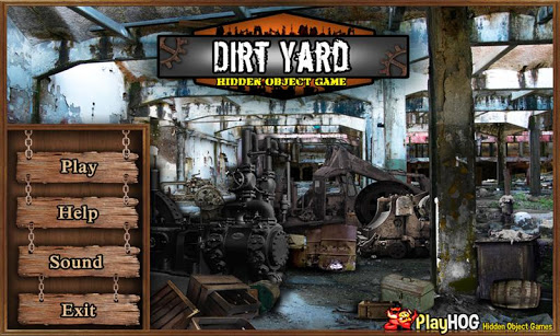 Dirt Yard - Free Hidden Object