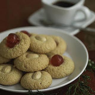 Italian Almond Cookies.