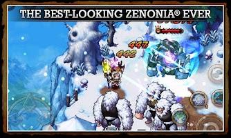 Screenshot of ZENONIA® 4