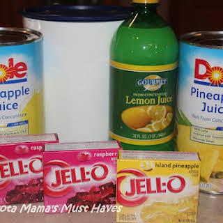 Ginger Ale Jello Recipes.