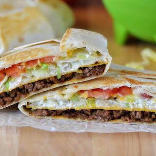 Taco Bell Crunchwrap Supreme (Copycat).