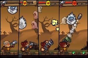 Screenshot of Ghosts'n Zombies Free