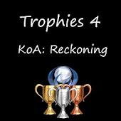 Trophies 4 KoA: Reckoning