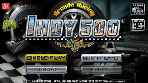 INDY 500 Arcade Racing Screenshot 34