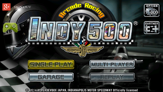 INDY 500 Arcade Racing 賽車遊戲 App-愛順發玩APP