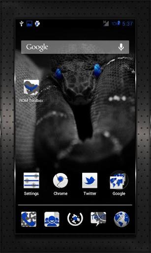 DARK BLUE HEAVY CM10 AOKP CM7+