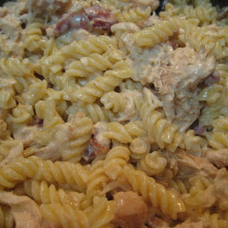Garlic Chicken Farfalle