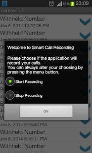 Smart Call Recorder - screenshot thumbnail