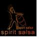 Salsa lessons dance steps DVD.