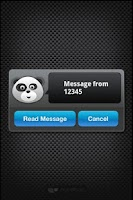 Screenshot of SmsReader