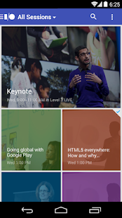 Google I/O 2014 - screenshot thumbnail