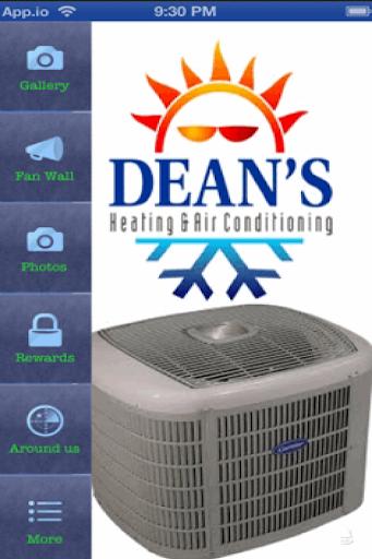 Dean's Heating A C Inc