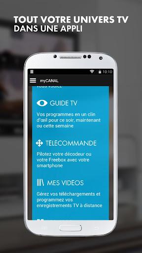 myCANAL par CANAL+ CANALSAT