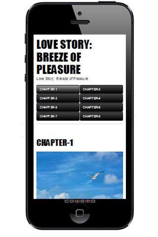 Love Story-Breeze of Pleasure