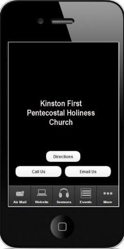 Kinston First Pentecostal Ch