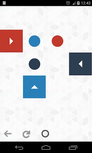 Squares Dots Game