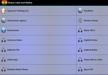 Ghana Waves Radio Stations - Android Apps on Google Play