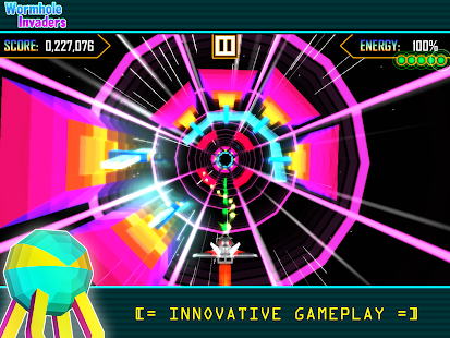 Wormhole Invaders- screenshot thumbnail